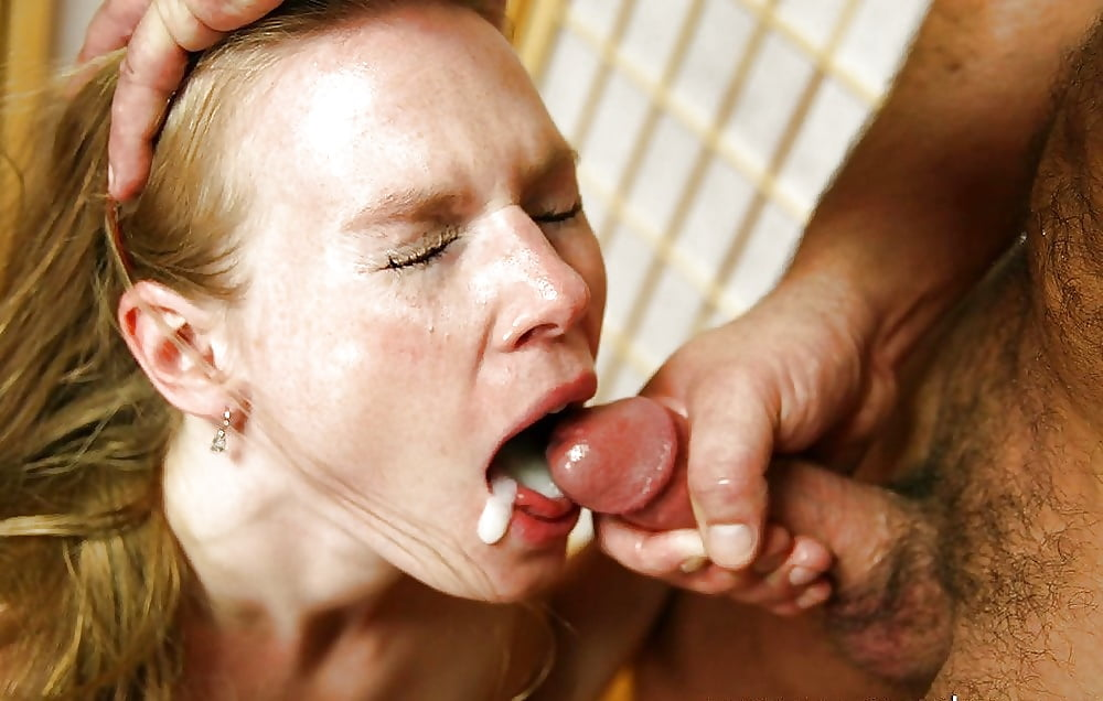 Mommy milf mouth full #1