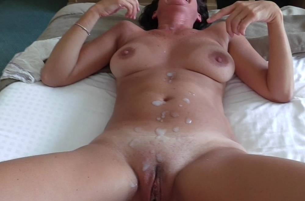 Wife pussy filled black
