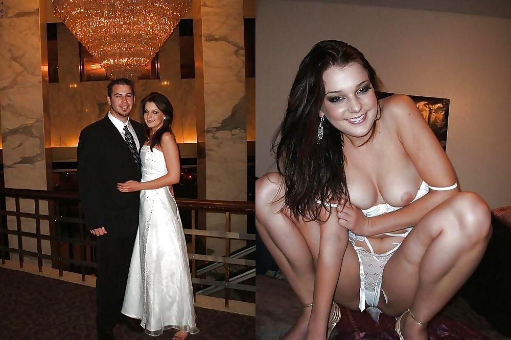 Amateur honeymoon nudes