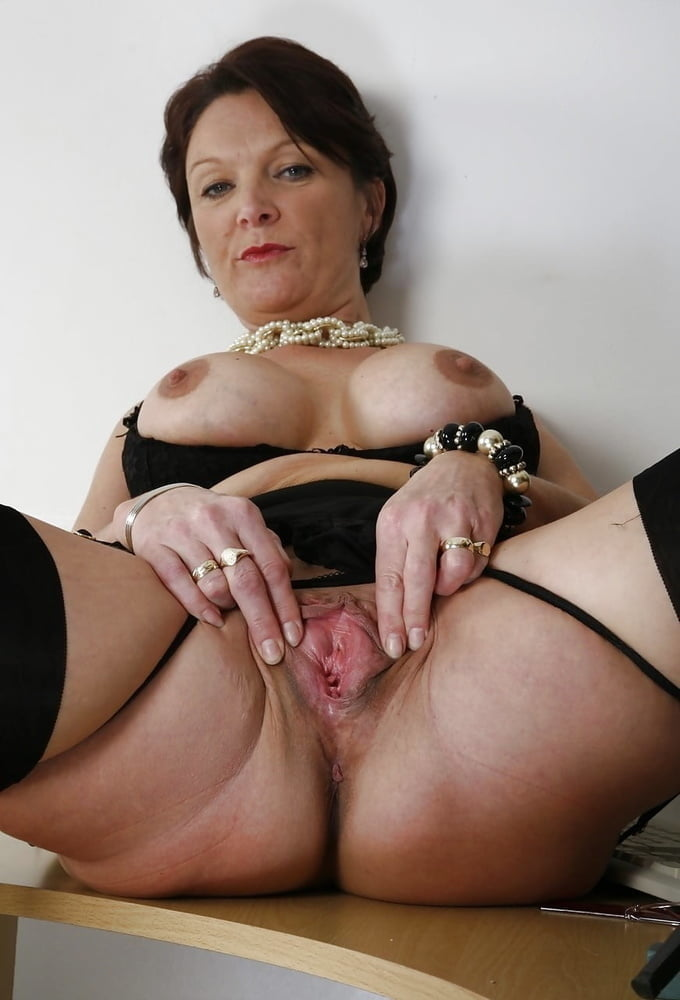 See and save as amateur milfs and matures dirty old women porn pict