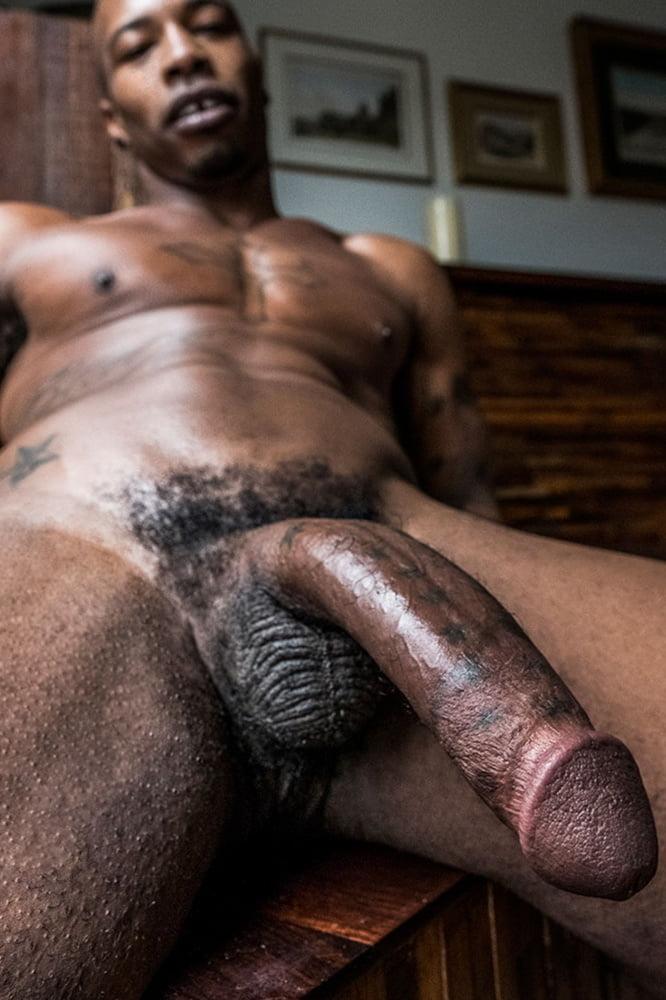 Black man big ass dick