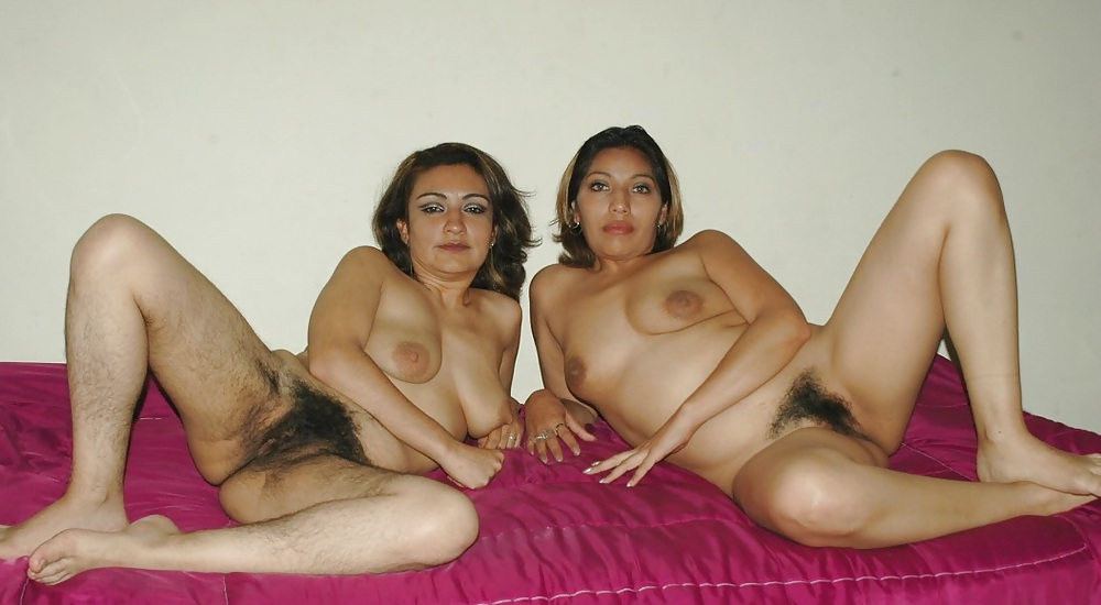 Hairy Mexican Lesbians