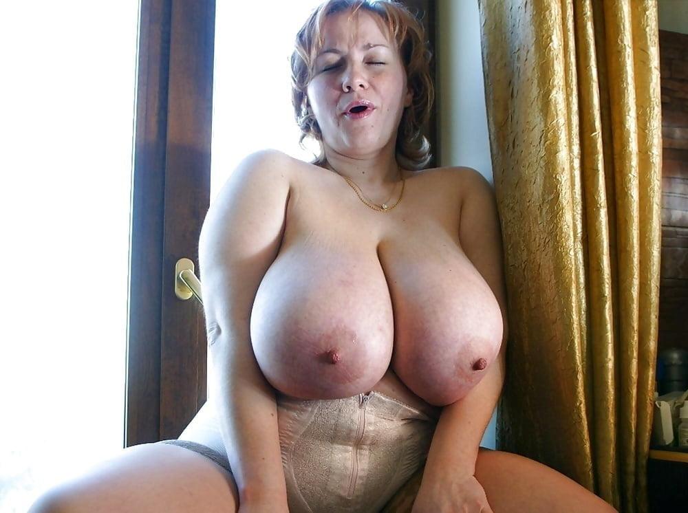 Mature big tits anal hd