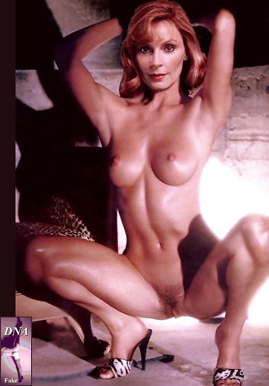 Gates mcfadden and nude