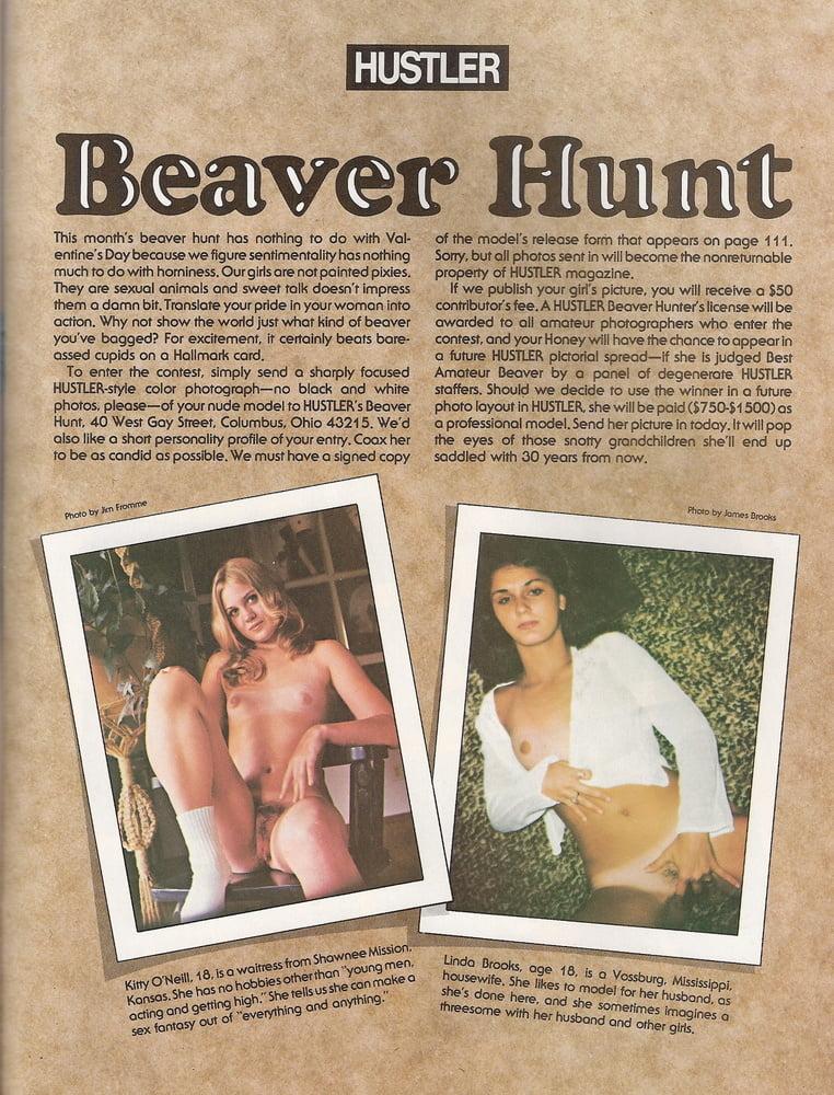 Hustler beaver hunt amature photos — img 5