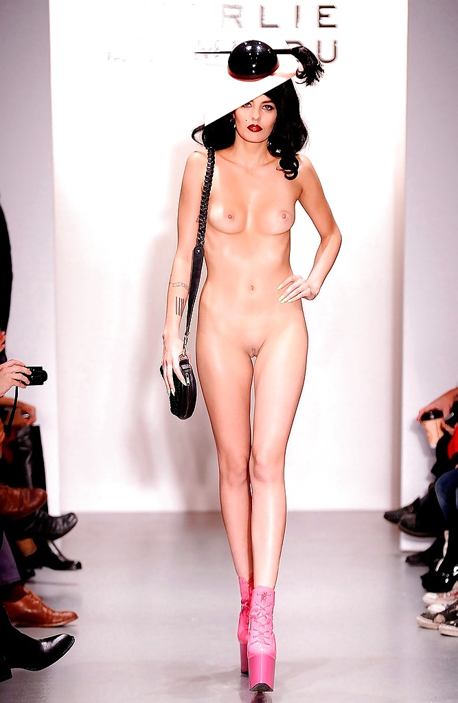 The naked runway