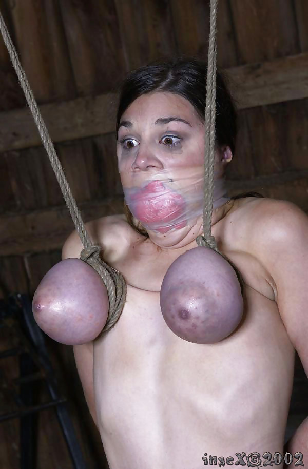Suspended Tits