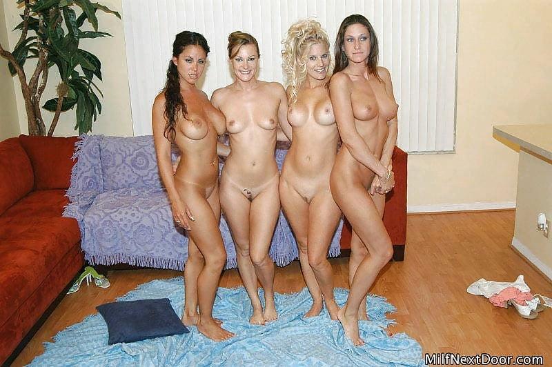 Milfs friends nude — pic 12