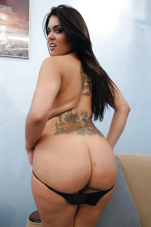 Olivia o lovely bubble butt