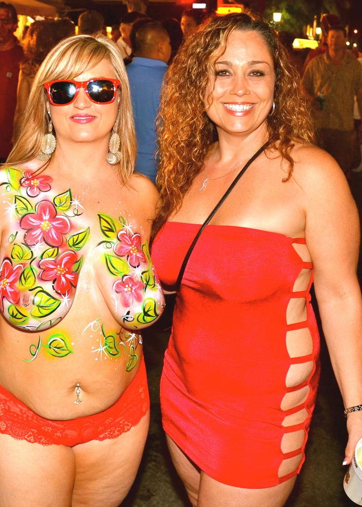 Fantasy Fest MILF Laura Wyton 16