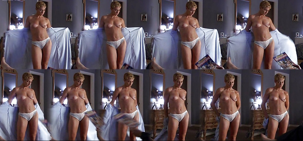 Edie falco naked pics surprised