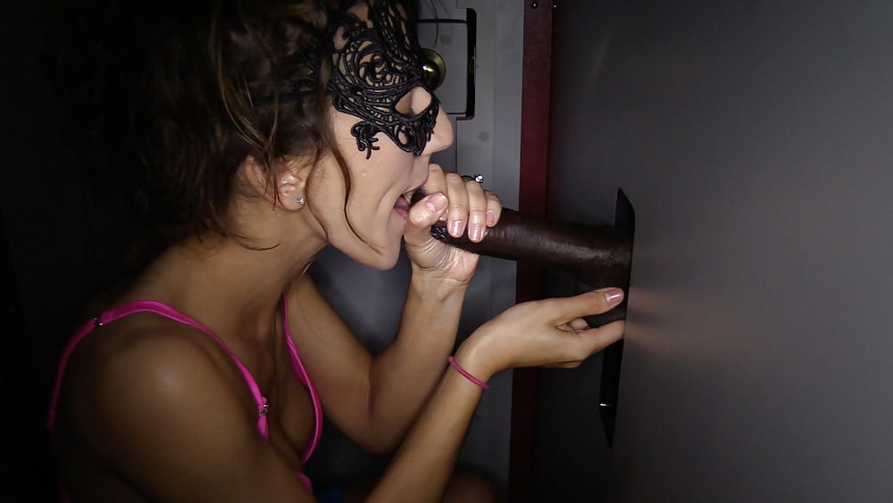 Porno glory hole an appointment