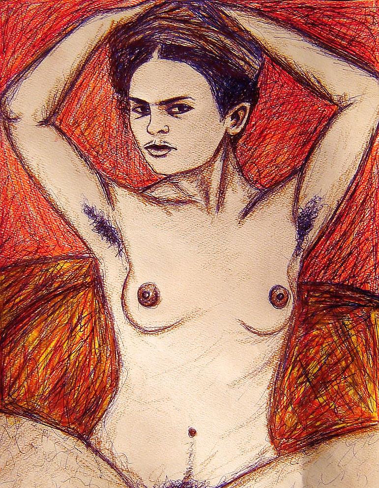 Frida farrell, selling isobel
