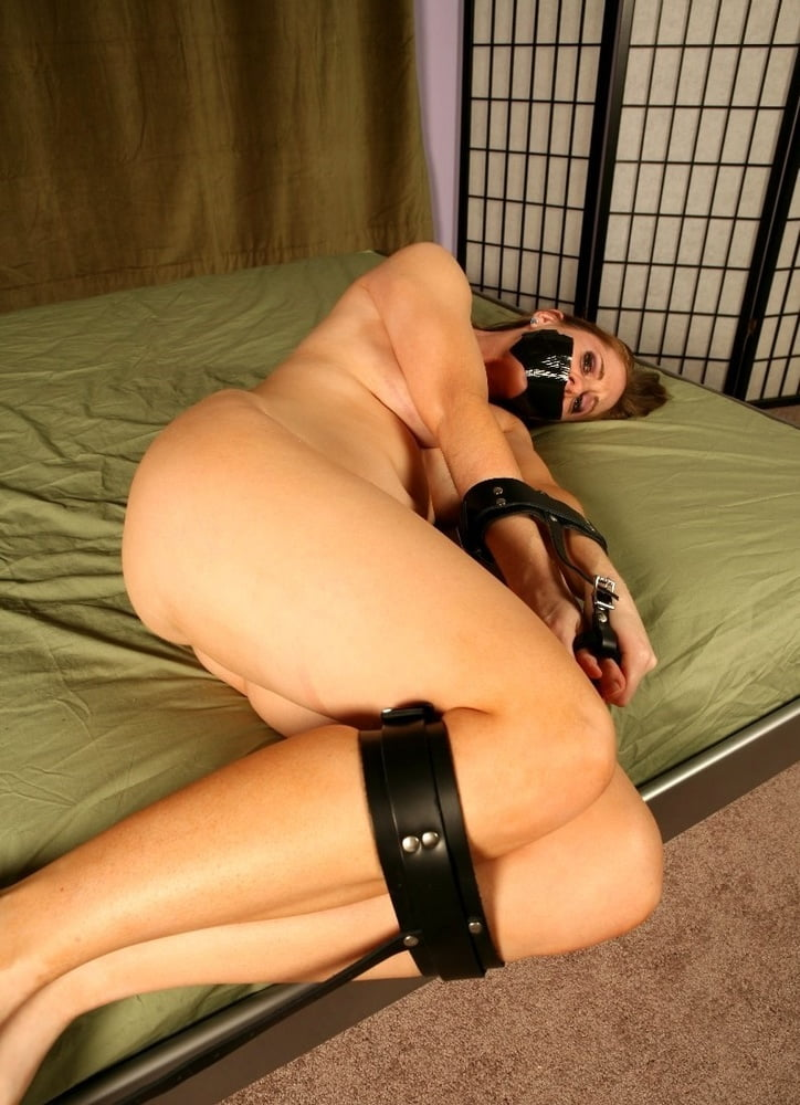 Natali Demore Bondage Orgasm