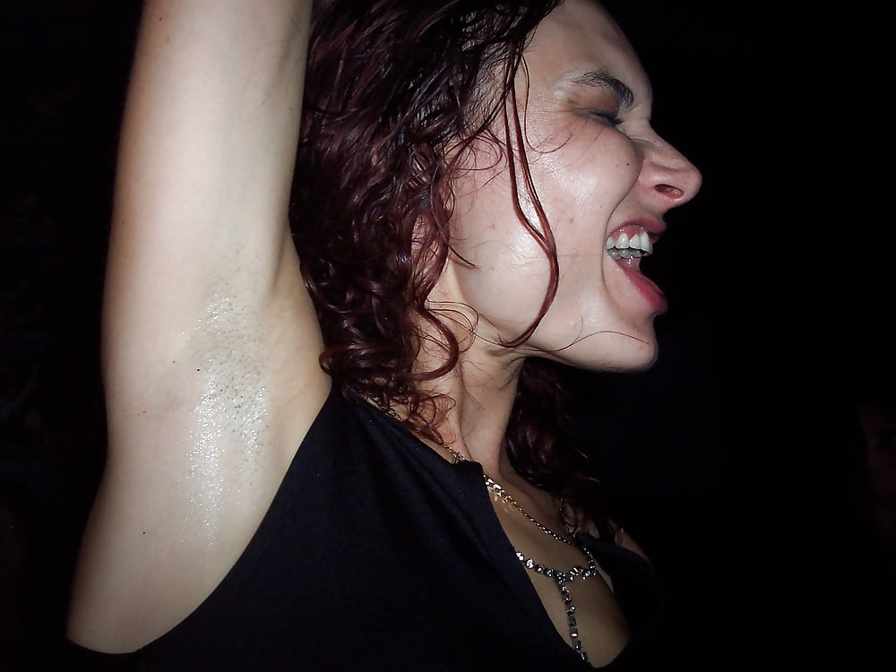 Fetish womens armpits — img 6