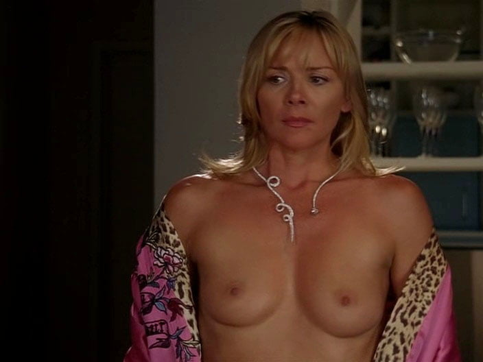 Kim cattrall nude fakes porn