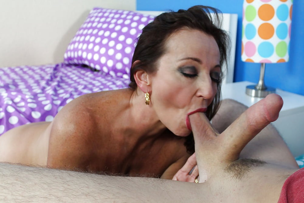 Mommy likes big dicks