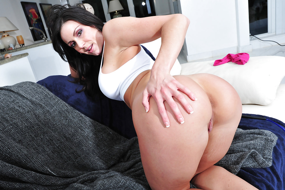 Kendra Lust Pulling Her Panties Tight Up Butt Crack Bangbros 1