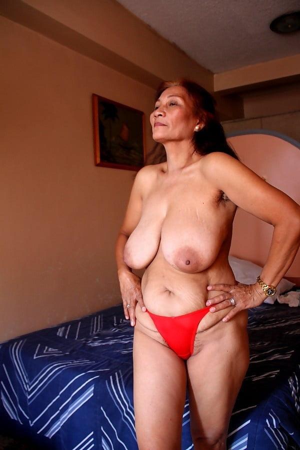women Old asian mature