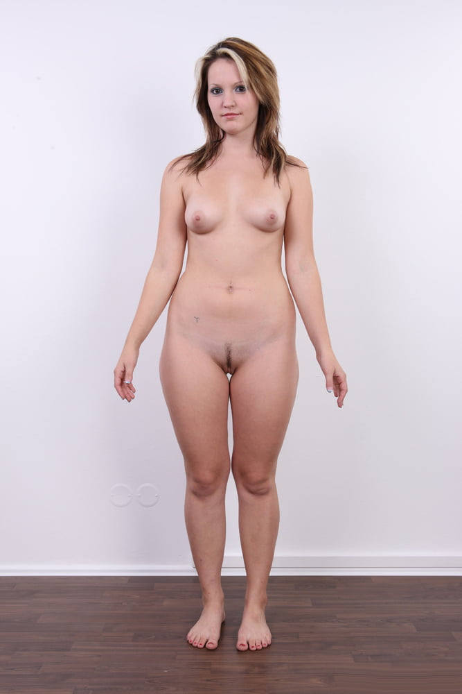 Mature wife standing naked