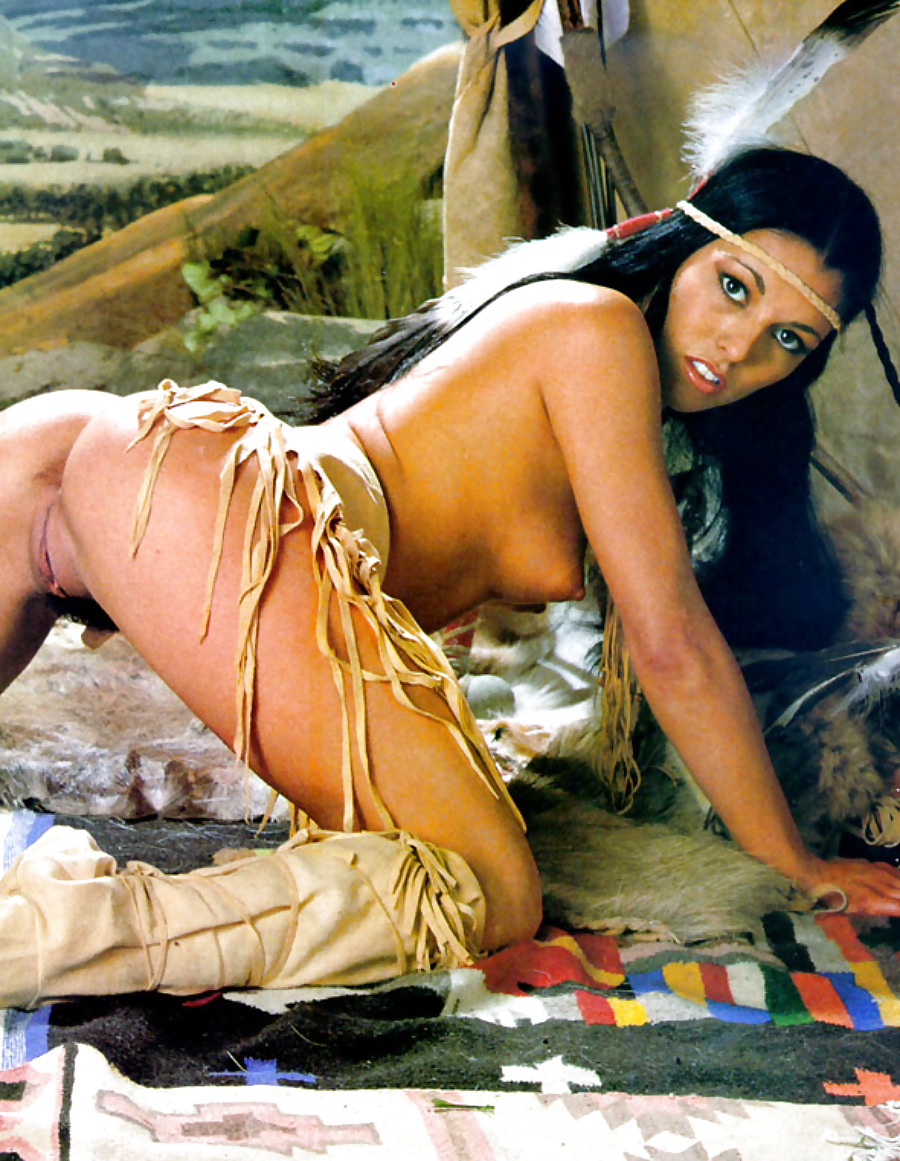 Sexy native american girls fucked — img 9