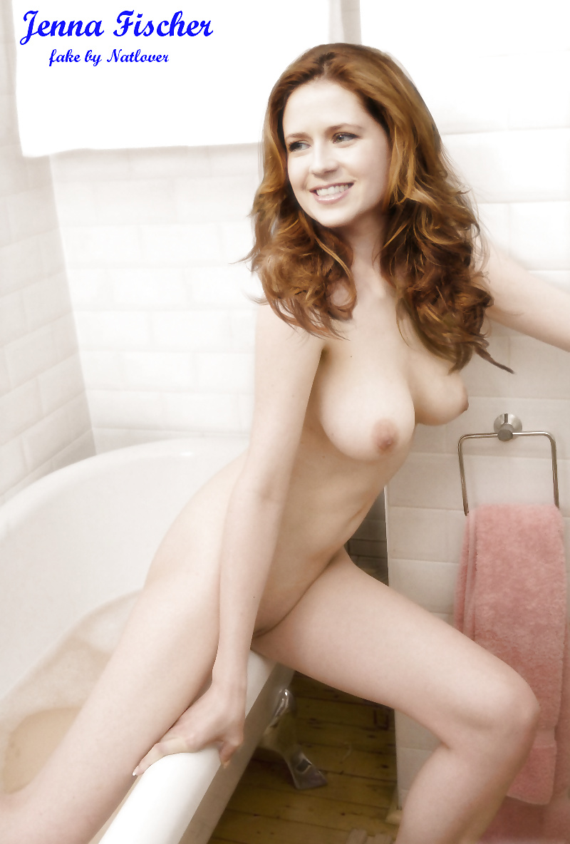 Pics of jenna fischer naked — photo 3
