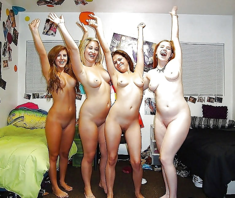 Naughty redhead college girl gets naked on girls gone wild