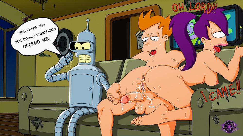 Cartoons futurama porno seeking real sex