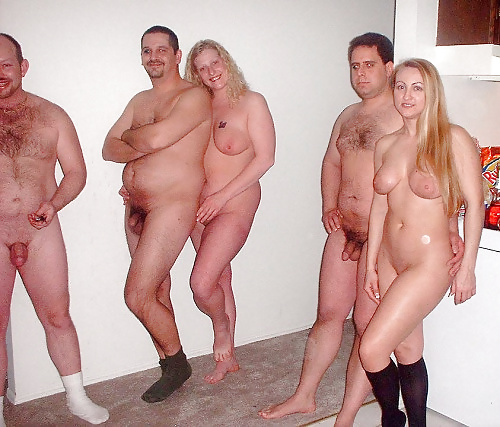 Nude mature group-5786