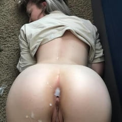 Cum On Sexy Ass