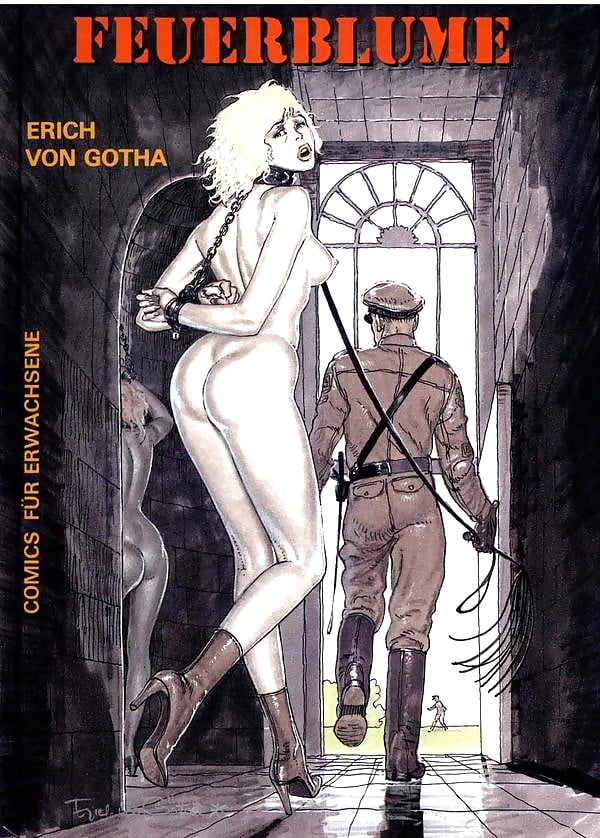 comics von cumshot