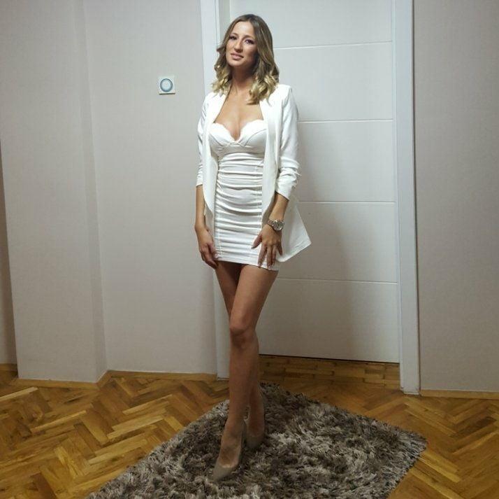 Serbian godess. Angel Ivana - 65 Pics
