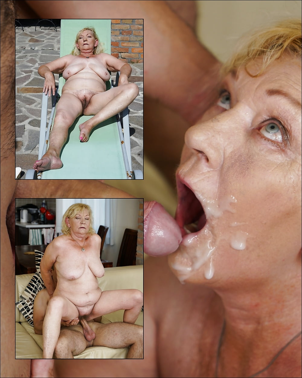Dirty mature room maid seduces her