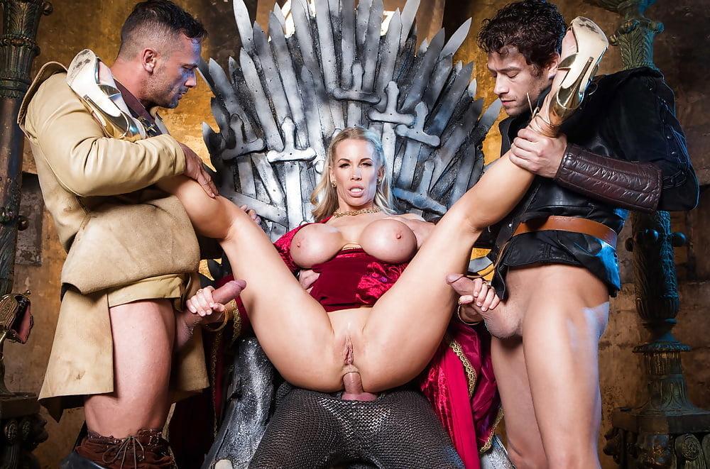 порно пародия трон кадры хочу чтобы