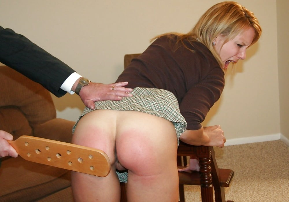 Girls spanked free movie