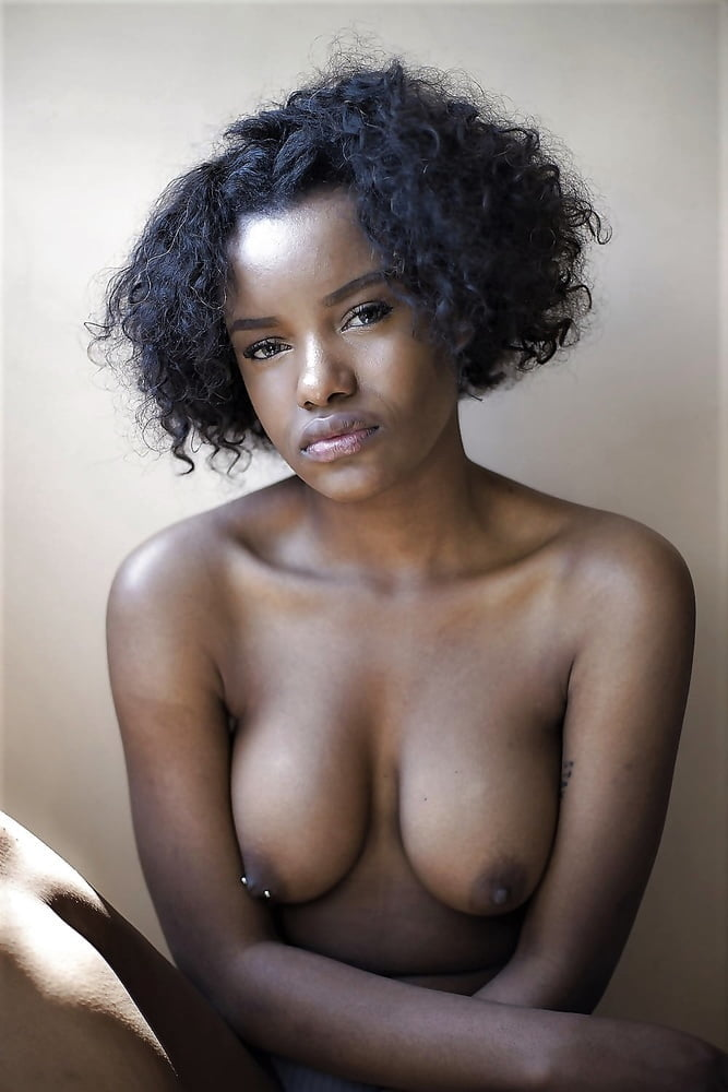 Beautiful naked black women