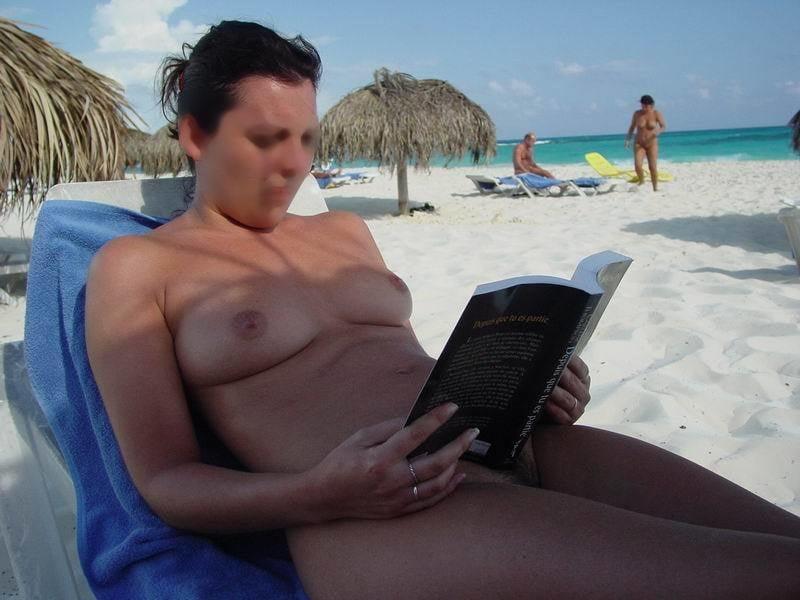 Naked beach sex-5416