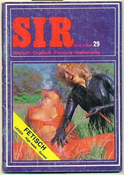 Sir Bizarr Nr. 29 - 37 Pics