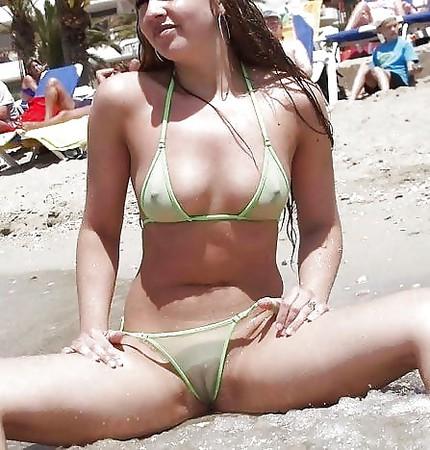 Bikinis sheer tits xxx hot images