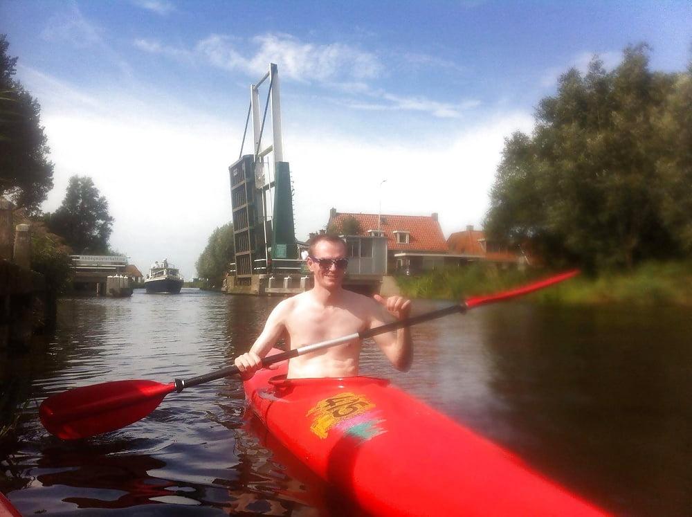 best naked canoeing amateur