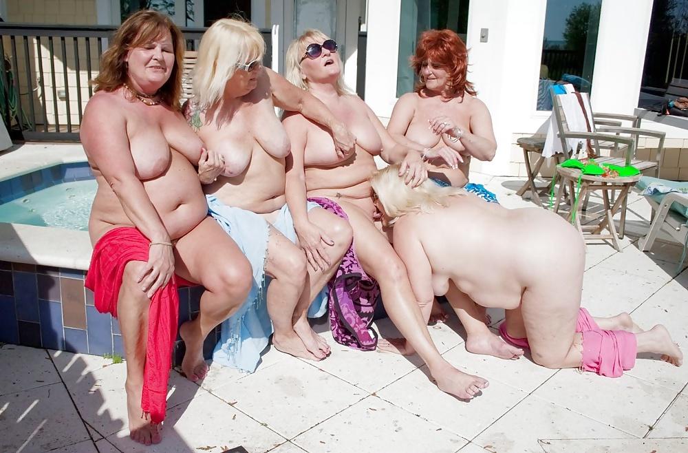 Action lesbian mature