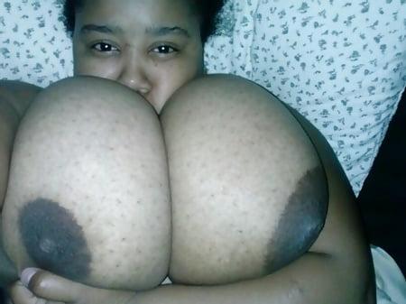 black Light tits skin