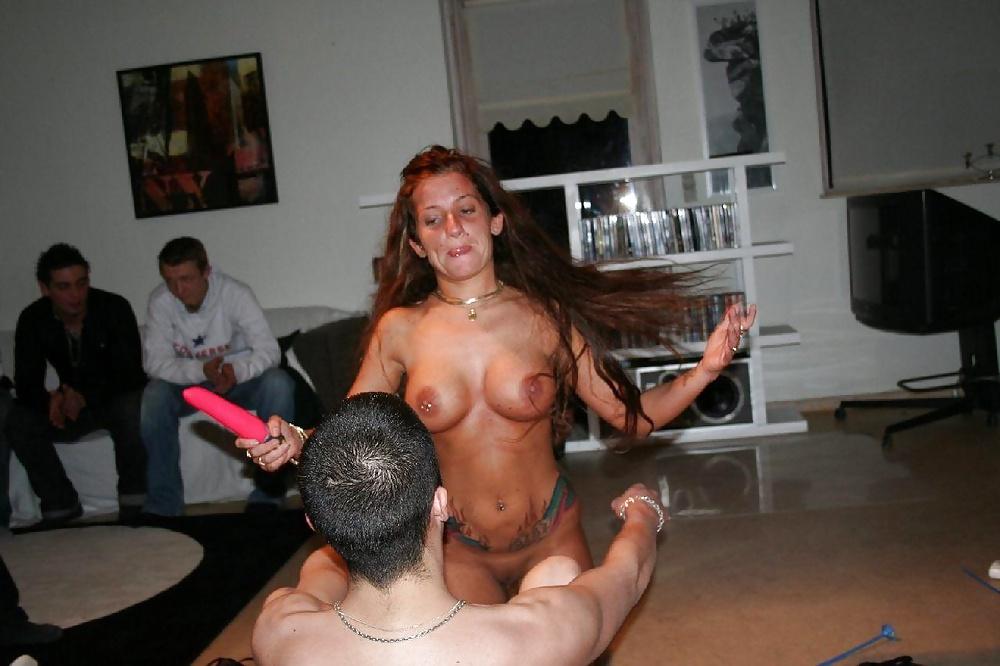 Amateur Wife Strip Club