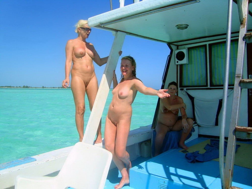 What really goes down on a nude sex cruise