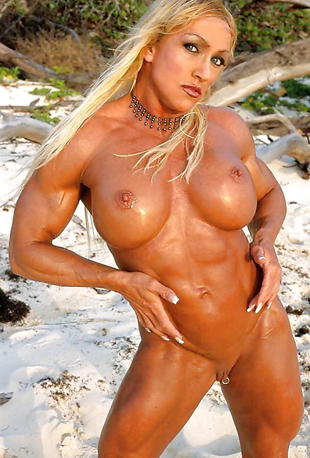 Nude pics of female bodybuilders