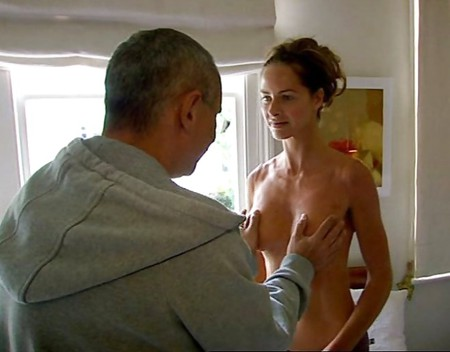 Trinny Woodall Topless