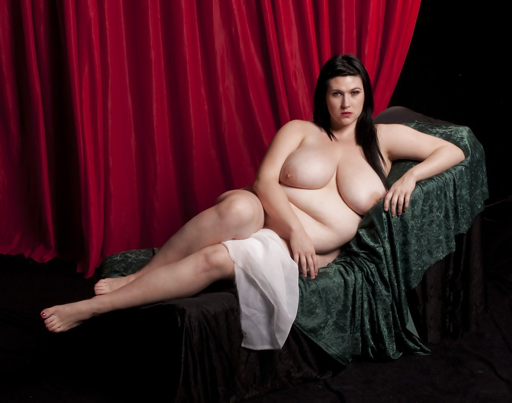 Naked Plus Size Models Nude