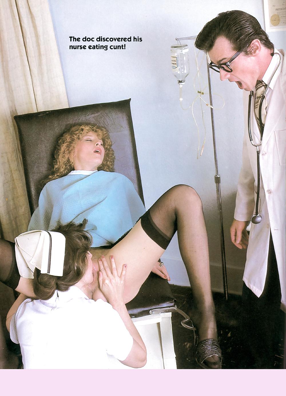 ретро порно медицина - 1