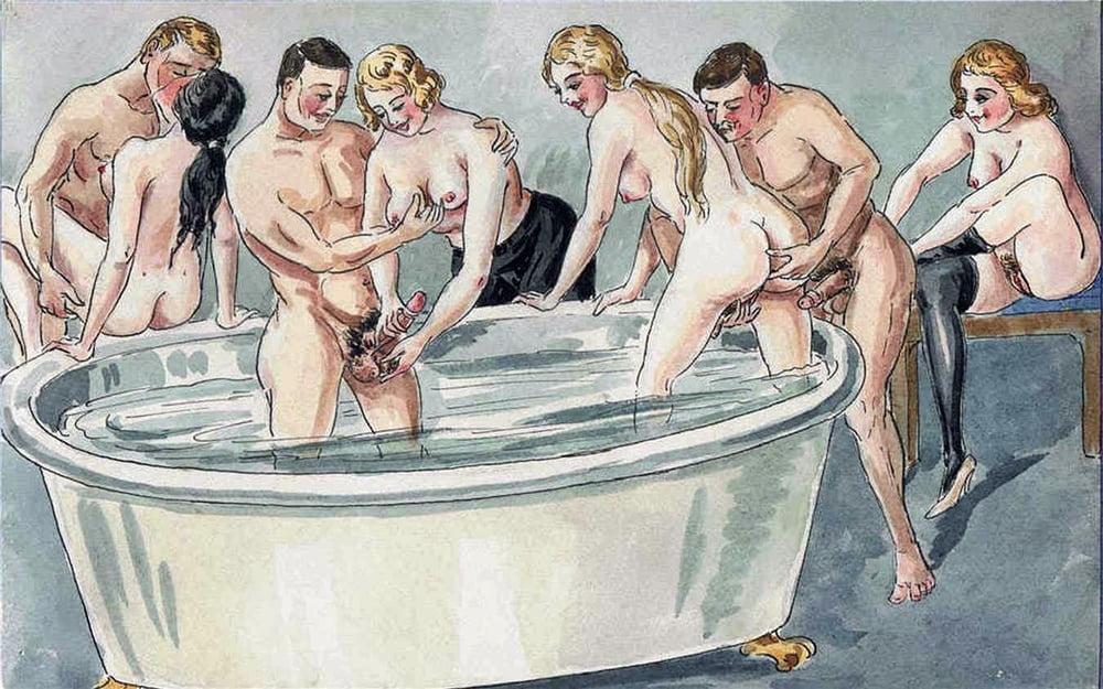 Erotic Cartoon Pics