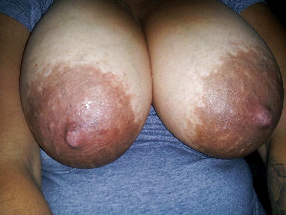 Ebony areola porn